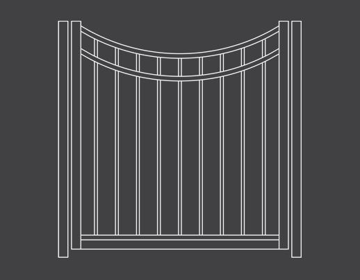 fence-outline-Gate-02-Arch-Series