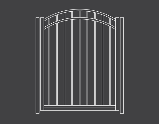 fence-outline-Gate-03-Arch-Series
