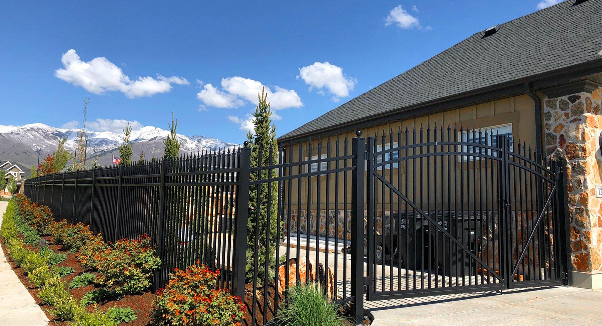 Alumi-Guard® Premier Residential Fence